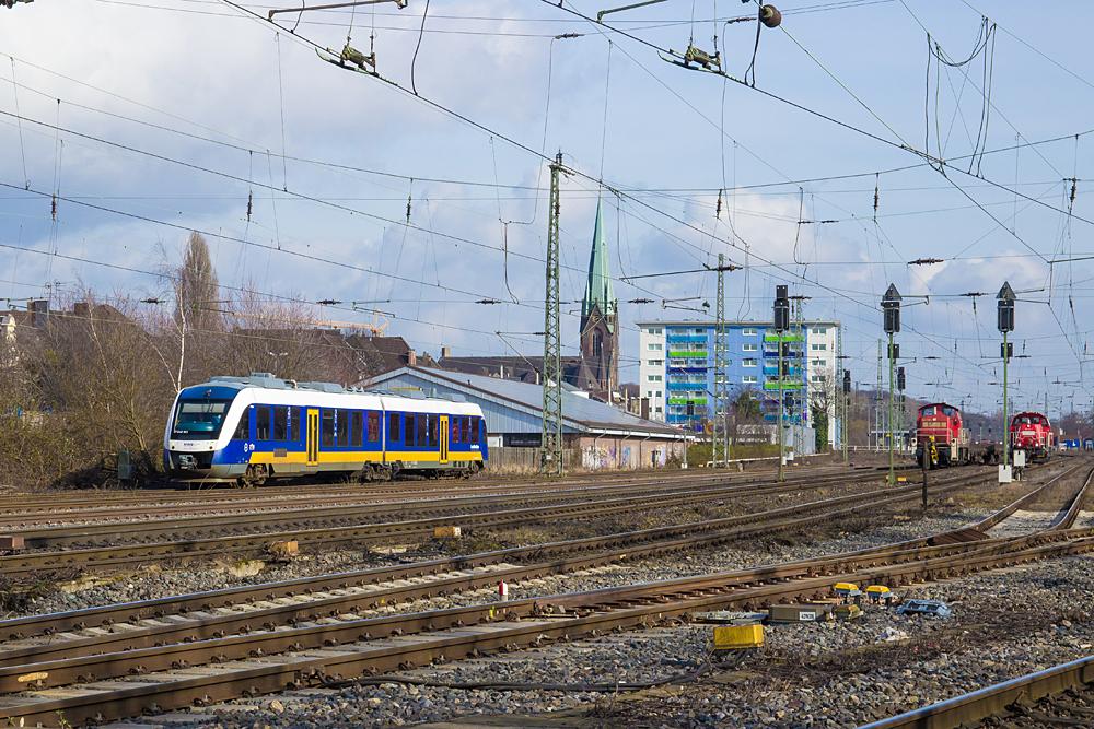 oberhausen hbf nach oberhausen centro